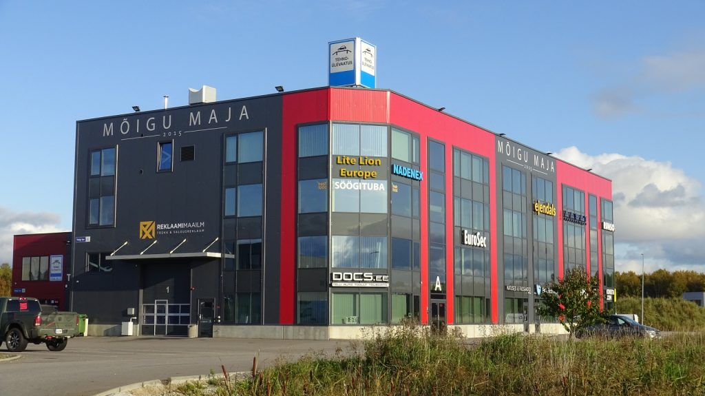 Lite Lion Europe Office
