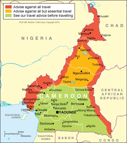 Nigerian-Cameroon letters